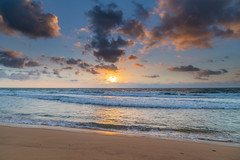 Clouds, sea and surf sunrise seasape (Merrillie) Tags: daybreak wamberalbeach sand sunrise nature australia surf clouds wamberal centralcoast newsouthwales waves earlymorning nsw morning beach ocean sea landscape sky coastal seascape outdoors waterscape dawn coast water seaside