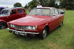 Rover 2000 SC POE754G (Andrew 2.8i) Tags: festival unexceptional buckinghamshire middle claydon meet show coche voitures voiture autos auto cars car british sedan saloon executive p6 2000sc sc 2000 rover poe754g