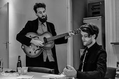 Will Knox & Friends (PW van Heun) Tags: naakt live dewaalsekerk lucschouten concert backstage photopetervanheun music willknox