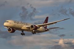 "Virgin Atlantic 78-900 Dreamliner ""Dream Girl"" (G-VAHH) LAX Approach 1 (hsckcwong) Tags: virginatlantic dreamgirl gvahh 787900 7879 787 dreamliner lax klax"