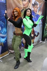 IMG_6451 (willdleeesq) Tags: comicconla cosplay cosplayer cosplayers lacc lacc2019 lacomiccon lacomiccon2019 losangelescomiccon losangelescomiccon2019 disney disneycosplay kimpossible shego aliciamarie utahime losangelesconventioncenter