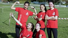 Margherita Forconi, Emma Baldoni, Samira Amadel, Clotilde Cenier, Laura Coppari
