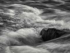 Cheakamus River Detail (martincarlisle) Tags: cheakamusriver britishcolumbia squamish seatosky paradisevalley rivers rocks rapids roughwater water movement sonycameras sonylenses captureonepro12 tkactionsv7