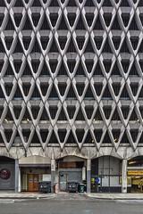 (ilConte) Tags: london londra uk unitedkingdom england inghilterra welkbeckstreetcarpark brutalism brutalismo brutalist architettura architecture architektur