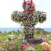Chile-02838 - Cross of Red Scoria