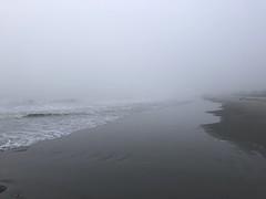 Iph8162 (gzammarchi) Tags: italia paesaggio natura mare ravenna lidodidante alba onda litorale monocrome