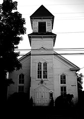 Church No More (pjpink) Tags: rustic abandoned overgrown blackandwhite bw monochrome uncolored colorless littlewashington washington virginia july 2019 summer pjpink 2catswithcameras