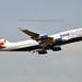 British Airways G-CIVP Boeing 747-436 cn/28850-1144 Painted in