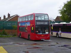 GAL EN4 -SN58CEF - BX BEXLEYHEATH BUS GARAGE - FRI 15TH NOV 2019 (Bexleybus) Tags: goahead go ahead london bx bexleyheath bus garage depot kent da7 tfl route 19 adl dennis enviro 400 en4 sn58cef firstbus