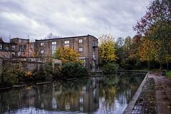 A Stroll into Camden (marc.barrot) Tags: x100f urbanlandscape canal uk nw1 london camden towpath grandunioncanal regent'scanal