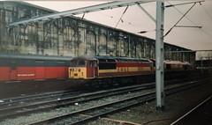 Carlisle. (Sneeze82) Tags: 56051 class56 ews carlisle englishwelshandscottishrailway