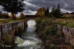 Canal de Castilla (T. Dosuna) Tags: canaldecastilla dueñas castillaleon fotografíadepaisaje landscape canalesdeespaña tdosuna nikon d7100