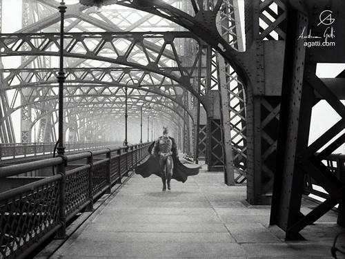 Gotham City Bridge