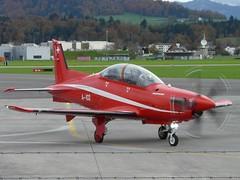 A-102 (liekwxtt43) Tags: pilatus pc21 a102 emmen lsme