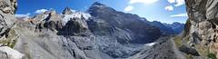 Somewhere between Blümlisalphütte and Öschinensee (Vincent_Thonnart) Tags: hohtürli kandersteg griesalp blümlisalp öschinensee alps alpes alpen schweiz suisse switzerland
