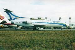 YL-LBT  Yak 42  Paris-CDG  23/10/2002 (liekwxtt43) Tags: yakelov yak yk42 yllbt cdg lfpg