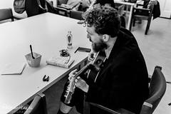Will Knox & Friends (PW van Heun) Tags: photopetervanheun concert willknox naakt live music backstage dewaalsekerk