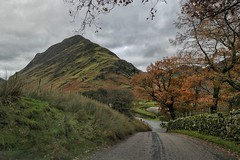 Down the lane (Nige H (Thanks for 25m views)) Tags: nature landscape autumn fall cumbria lakedistrict england