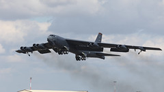 61-0039, Boeing B52H Stratofortress US Air Force @ RAF Fairford EGVA (LaKi-photography) Tags: flugzeug plane jet aircraft bomber avion usaf military militär boeing b52 stratofortress flughafen flugplatz airport airshow forcaaerea havalimanı havakuvvetleri самолет 航空機 аэропорт 空港 エアフォース вв военновоздушныесилы aeroporto aeropuerto airfield airforce usairforce aviation aviación aviaciónmilitar luftfahrt luftwaffe spotting canon england uk unitedkingdom fairford raffairford egva riat
