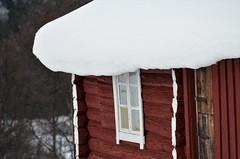 snø på taket (KvikneFoto) Tags: snø snow vinter winter tamron nikon