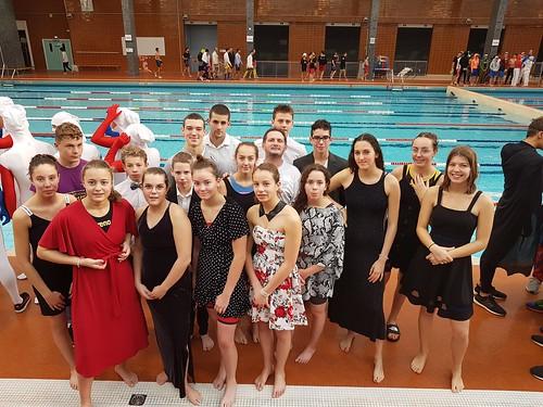 Championnat Régionaux interclubs - Tours - 10 novembre 2019 - 25 m