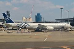 VQ-BQG Tokyo Narita 27 September 2019 (ACW367) Tags: vqbqg boeing 777300er aeroflotrussianairlines tokyo narita