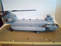 CH-47 Chinook motorized w.i.p. (ravescat) Tags: ch47 chinook boeing afghanistan usarmy army