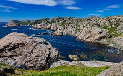 Coastal landscapes (thore.bryhn) Tags: lindesnes coastline rocky sea summer