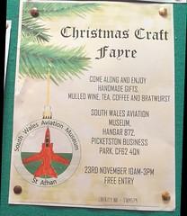 Photo of Christmas Craft Fayre.