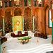 A golden altar