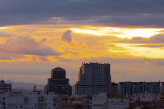 Atardecer en Valencia 70 (dorieo21) Tags: sunset sky skyscape urbanscape atardecer crépuscule crepúsculo ocaso tramonto himmel wolke wolken nube nuage nubes nuvola nuages nuvole cloud clouds exquisitesunsets architecture arquitectura arquitecture valencia nikon d7200