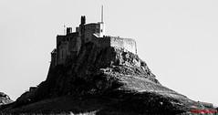 Lindisfarne Castle (2061) (red.richard) Tags: lindisfarne castle holy island bw nikon d800 cof088 cof088lep cof088babe cof088dmnq cof088mari cof088mire