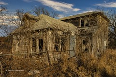 Nature has its way (Kool Cats Photography over 13 Million Views) Tags: house vines overgrown vegetation oklahoma landscape architecture abandoned clouds windows wood outdoor old neglected forgotten