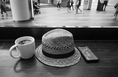 Weekend life (Thanathip Moolvong) Tags: epson v800 ilford hp5 bw film leica m4