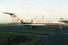 SU-BND Gulfstream 4SP  Paris-LBG (liekwxtt43) Tags: subnd gulfstream g450 lbg lfpb bizav