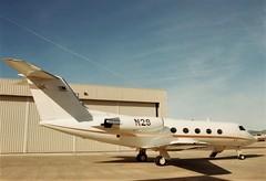 N2S  Gulfstream 2  Van Nuys (liekwxtt43) Tags: n2s g2 gulfstream kvny vny