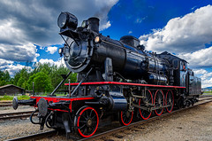Steam (thore.bryhn) Tags: steam locomotive train