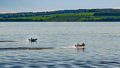 Summer fun (thore.bryhn) Tags: boats summer lake mjøsa