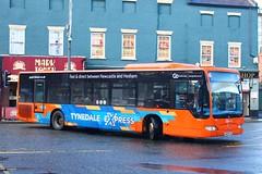 Go Ahead, Tynedale Express, Mercedes Citaro, NK08CHH (NottsBus (BM71)) Tags: nk08chh tynedaleexpress goahead mercedescitaro