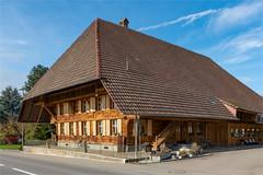 Bauernhaus Läng (daniel.streit) Tags: stniklaus koppigen emmental schweiz bauernhaus erbaut1815 erbaut 1815