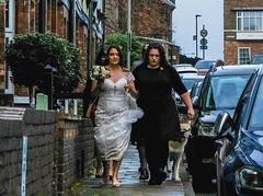 Wedding March (Allan Rostron) Tags: street weddings