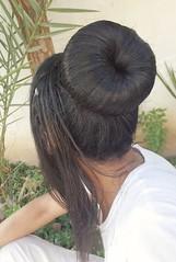 Hair bun hairstyle  Big hair bun  Hair bun donut  #hair #style #stylish #longhair #nice #hairstyle #fashion #beautiful #beauty #model #modern #sexyhair #bun #bigbun #hairbun #haircut  تسريحة شعر الكعكة  كعكة شعر كبيرة  كعكة الدونات (Hair.styles) Tags: beautiful longhair hair beauty style fashion hairbun modern haircut hairstyle nice sexyhair bigbun stylish bun model