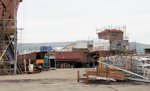 ACB argymak under construction