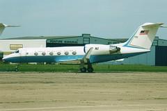N1 Gulfstream  4 Paris-LBG (liekwxtt43) Tags: n1 faa g4 gulfstream bizav lbg lfpb