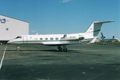 XA-MEY Gulfstream 3 Newark, NJ (liekwxtt43) Tags: xamey g3 gulfstream newark kewr ewr bizav