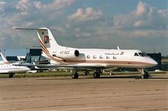HZ-DG2 Gulfstream 3  Paris-LBG (liekwxtt43) Tags: gulfstream hzdg2 g3 lfpb lbg bizav