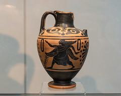 "Monsters and Fabulous Creatures   XV – Etruscan Imagery (Egisto Sani) Tags: ""micali painter"" ""pittore di micali"" ""black figure"" ""figure nere"" amphora anfora pottery ""ceramica etrusca"" ""etruscan pottery"" ceramica ceramics vasi art"" ""arte ceramic"" vases"" ""vasi etruschi"" vulci etruria munich monaco münchen antikensammlungen ""sh 865"" 865 sh865"