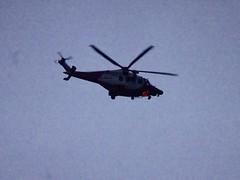 SAR Augusta Westland AW189, Upper Cwmbran 16 November 2019 (Cold War Warrior) Tags: bristow sar coastguard helicopter gmcgx aw189 augusta westland cwmbran