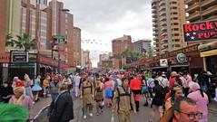 British Carnival Benidorm (wwilliamm) Tags: benidorm britishcarnival carnival carnaval spain costablanca 2019