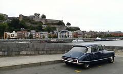 Citroen DS in Namur (crash71100) Tags: citroen ds